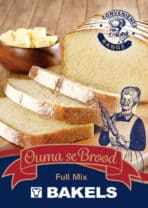 New Ouma se Brood and Mielie Bread