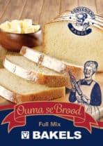 New Ouma se Brood and Mielie Bread