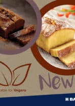 Vegan Cake Mixes now available from South Bakels!