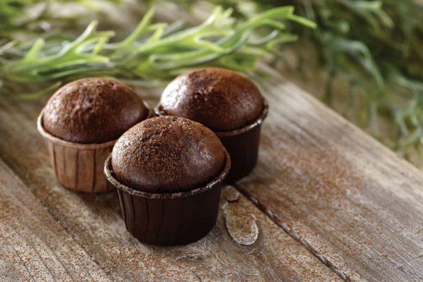 Vegan Choc Muffins Sml