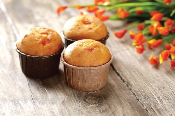 Vegan Vanilla Muffins Sml