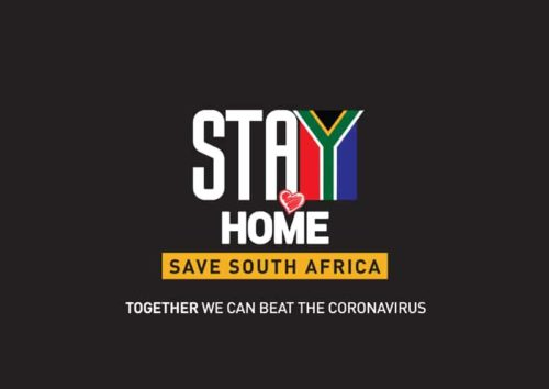 STAY HOME LOGO 16