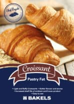 The perfect Croissant Pastry Fat!