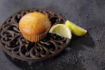 Bakels Lemon & Poppy Seed Flavoured Muffin Batter