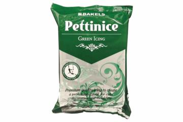 Green Pettinice (Fondant Cake Icing)