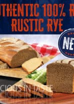 South Bakels launches NEW Rye Bread Mixes