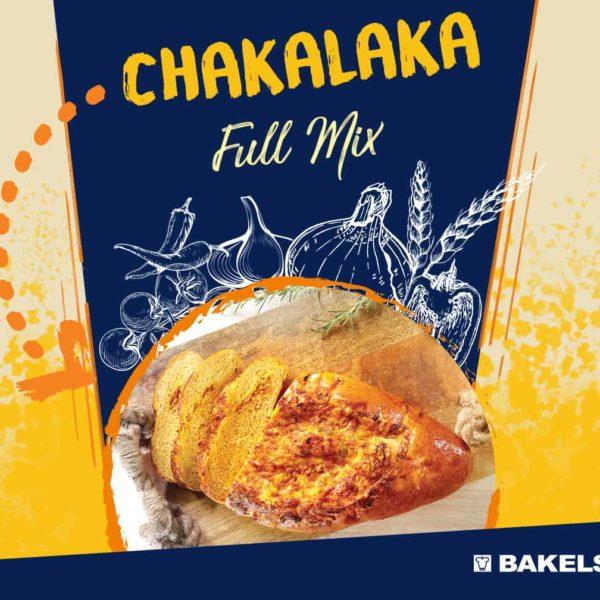 Bakels Chakalaka Bread Full Mix