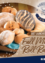 South Bakels launches Full Mix Roll Range