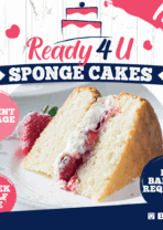 Are you ready for the new Ready 4 U Sponge Cakes?