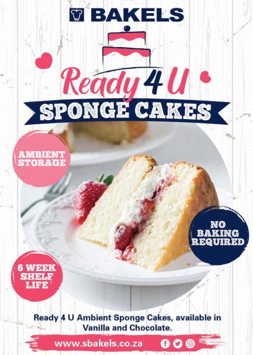 Ready4U Sponge A5 Leaflet
